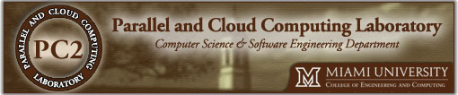 Parallel and Cloud Computing Laboratory